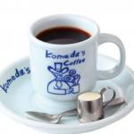 コメダ・上島・星乃珈琲のコーヒーの特徴とおすすめサイドメニュー!【マツコの知らない世界】